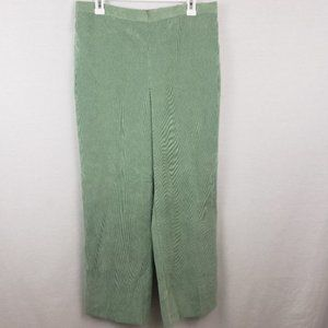 Alfred Dunner Pull On Corduroy Pants